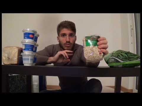 Weekly Grocery Haul On A Budget | Europe Version