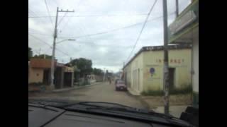 SAN  PABLO HUIXTEPEC RECORRIDO POR LAS CALLES 1