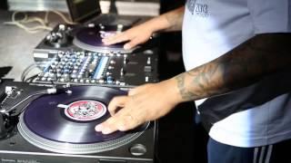 DJ Scratch 2013 - DJ Fabinho BW