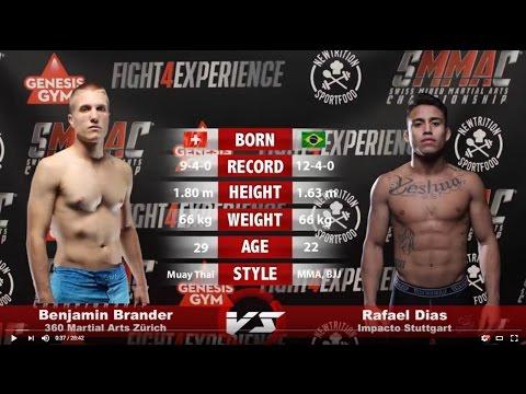 SMMAC 4: Benjamin Brander vs. Rafael Dias