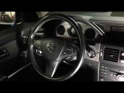 (* MERCEDES BENZ GLK *)( How to Cabin Air filter replacement ) change