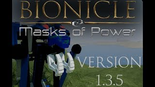 Bionicle: The Masks of Power =Patch 1.3.5=