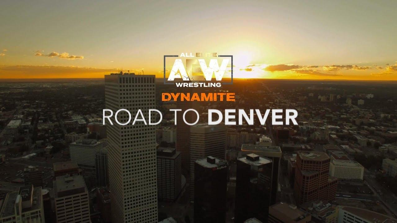 AEW Road To Denver