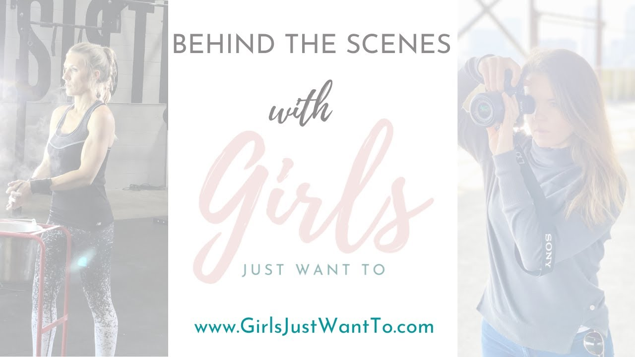 Behind the Scenes of Girls Just Want To
