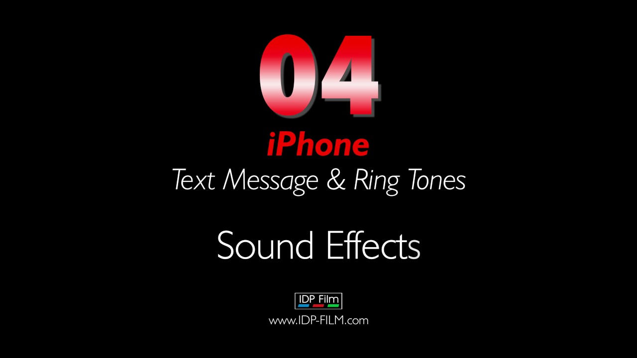 Iphone  No Ring Text Sound