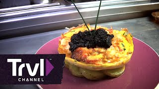 World's Most Expensive Omelet - Travel Channel