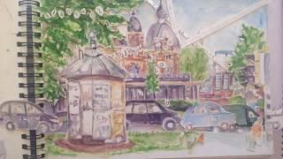 eusebiusbuitensingel als vuilste straat van Arnhem Nederland!