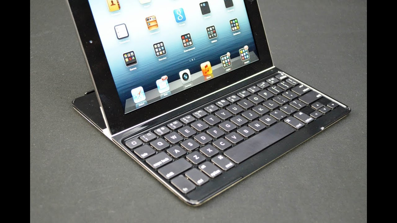 logitech ultrathin ipad keyboard cover review youtube rh youtube com Logitech Ultrathin Keyboard Mini- Review Logitech Keyboard Folio for iPad