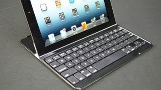 Logitech Ultrathin iPad Keyboard Cover_ Review