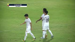 Lwin Maung Maung 85' vs Laos (AFF Suzuki Cup 2018 : Group Stage)