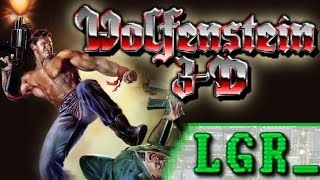 LGR - Wolfenstein 3D - DOS PC Game Review