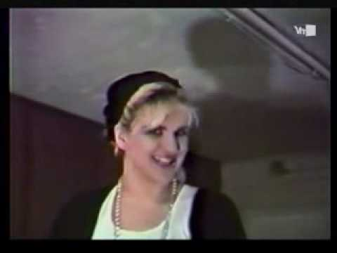 Courtney Love audition for Sid & Nancy