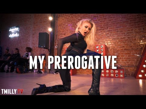 Britney Spears - My Prerogative - Choreography by Marissa Heart  TMillyTV