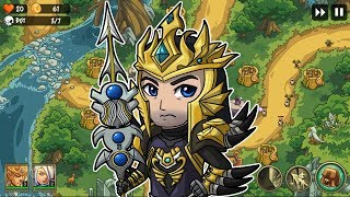 TƯỚNG QUÂN JARVAN BẢO VỆ VƯƠNG QUỐC| Empire Warriors TD | Top Game Mobile Hay Android, Ios