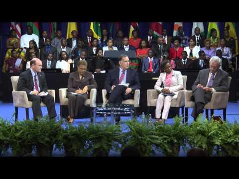 Congressional Forum Senators Boozman, Coons, & Congresswoman Bass