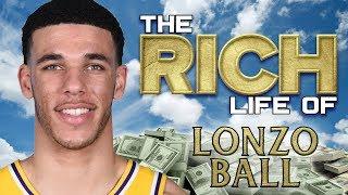 Lonzo Ball | The Rich Life | FORBES Net Worth 2019 ( Big Baller Brand Vs. NIKE )