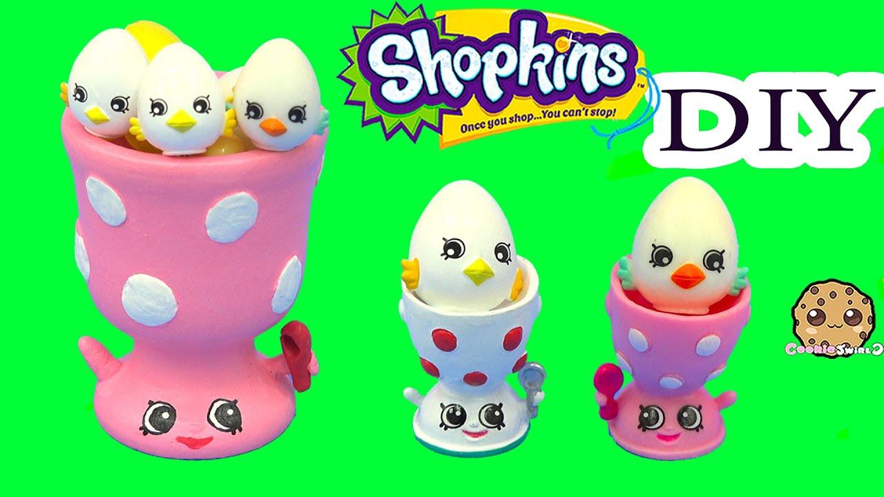 Diy shopkins season 4 edgar egg cup do it yourself eggcup craft diy shopkins season 4 edgar egg cup do it yourself eggcup craft video cookieswirlc solutioingenieria Images