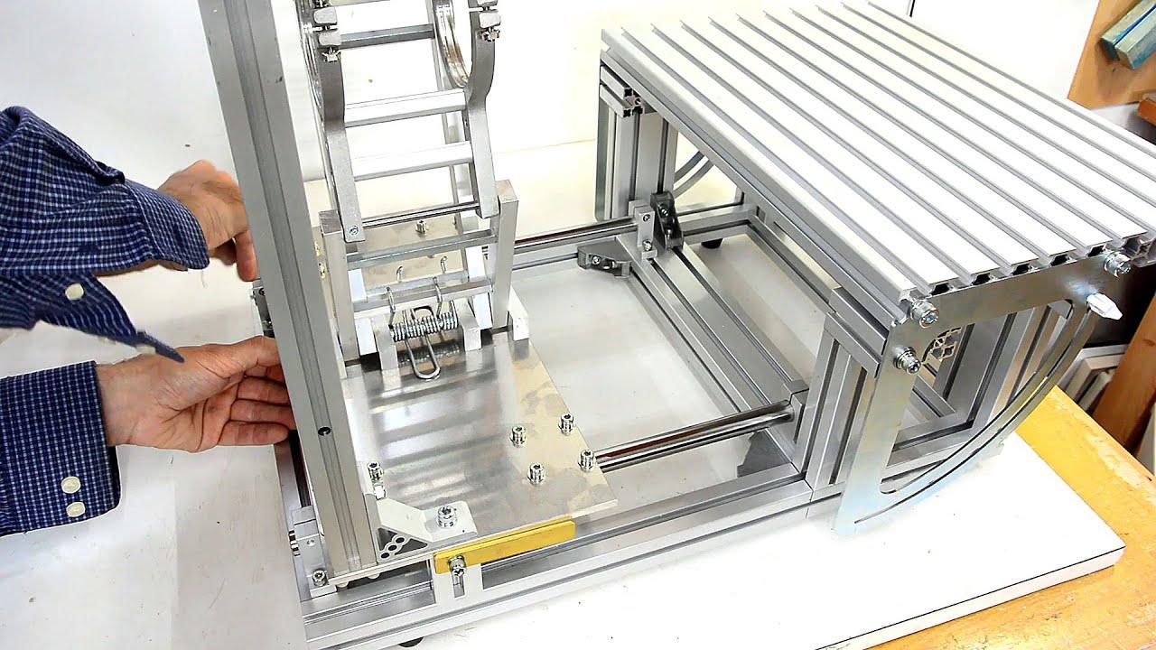 How To Assemble The Metal Pantorouter Doovi