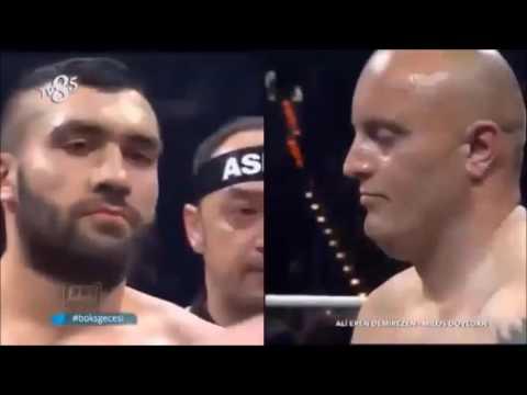 Ali Eren Demirezen vs Milos Dovedan 19 Mayıs 2017