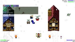 WinterSun MMORPG: Snow Plains Adventure Part 2