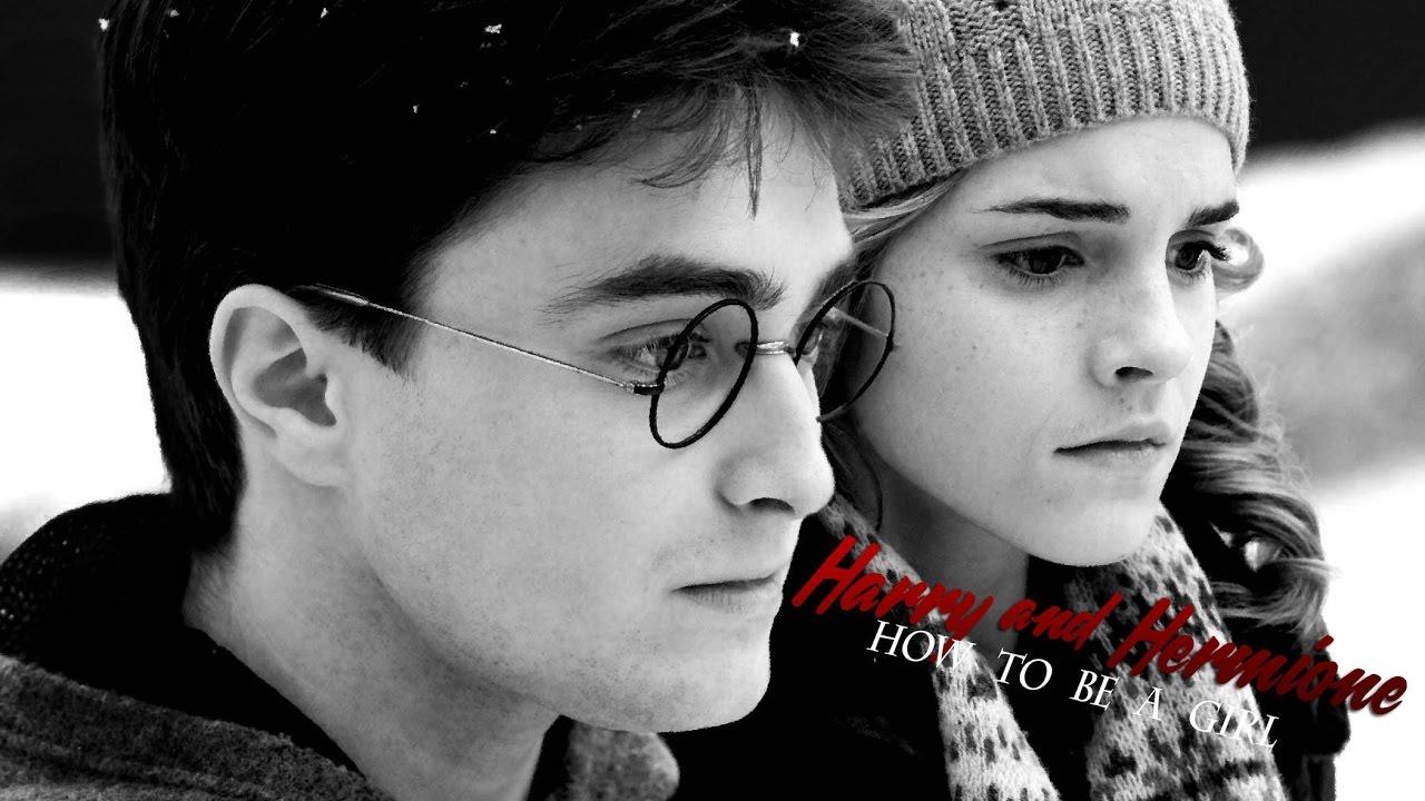 клип Гарри и Гермиона.Гарри Поттер. - YouTube