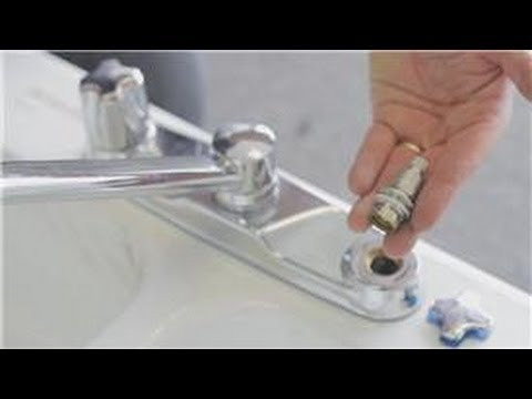 how to repair kitchen faucet wall racks a dripping two handle