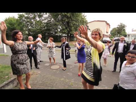 Армянская свадьба в Германии