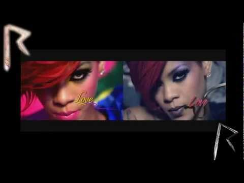 Rihanna   Who's That Chick (Light & Dark) Version