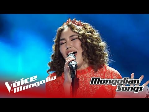 "Enguun - ""Chi nad shig durlaj chadakh uu?"" 
