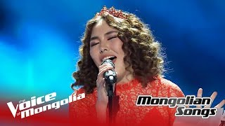 "Gambar cover Enguun - ""Chi nad shig durlaj chadakh uu?"" 