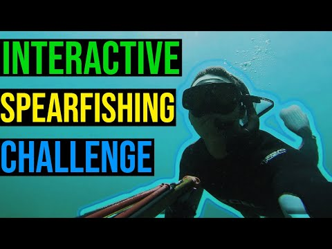 Spearfishing Hawaii: Hold Your Breath Longer+Interactive Dive-Along Challenge!!!