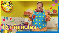 Mr Tumble's Jobs Around The House Compilation | +16 Minutes