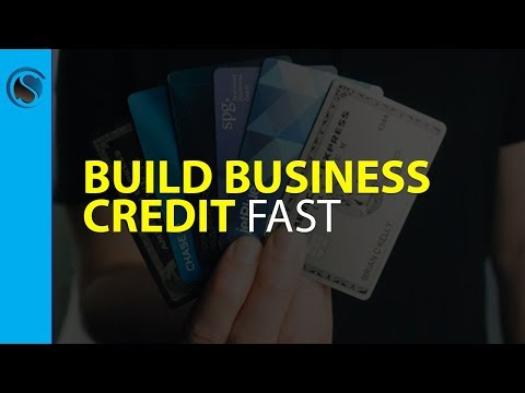 how to build my credit fast
