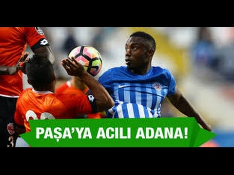 Kasımpaşa 0 - 2 Adana Spor  HD ÖZET
