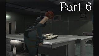Dino Crisis Walkthrough - Part 6