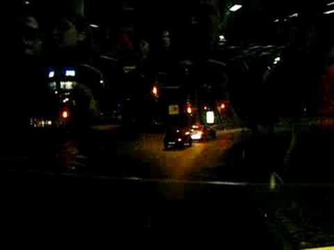 In Berlin At Night With Bus - 1