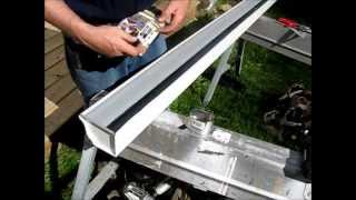 Home Inspector, How To Install Gutters Part 1, Amsterdam NY