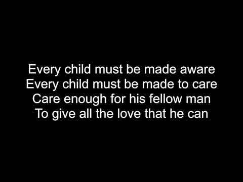 PEACE ON EARTH | Little drummer boy | HD With Lyrics | DAVID BOWIE by Chris Landmark