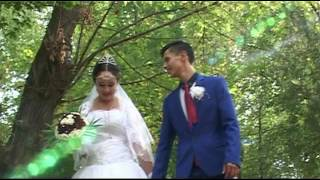 Свадьба Ромы и Эвелины