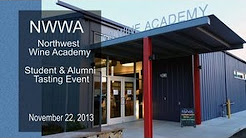 NWWA Northwest Wine Academy Student and Alumni Tasting Event