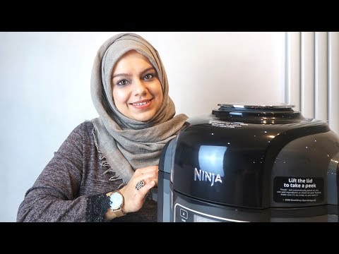 Ninja Foodi Review Demo   Indian Cooking Recipes   Cook With Anisa   #Recipes