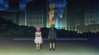 Giantess Linda | Rio: Rainbow Gate! Episode 14 | Giantess in Anime [1080p]