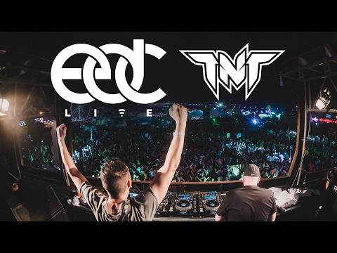 EDC Live - EDC Las Vegas 2016: TNT @ wasteLAND hosted by Basscon