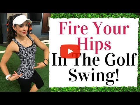 How To Turn Your Hips During The Golf Swing — The Fit Golfer