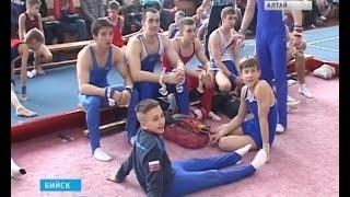 Юбилей бийской гимнастики