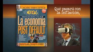 La economía post default - Revista Noticias