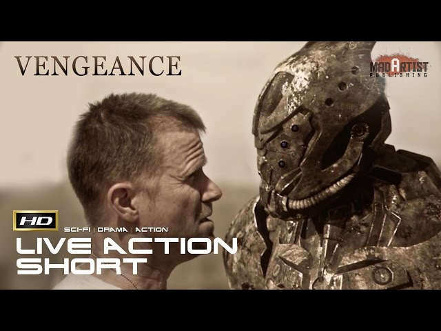 VENGEANCE | A Live Action CGI Sci-Fi Short film by Julian Fitzpatrick