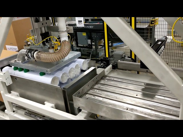 Automatic Case Loading & Case Changeover | Autotec Solutions