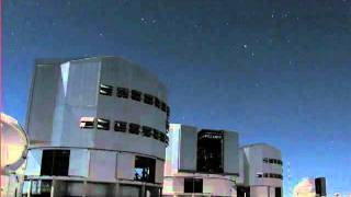Time Lapse - Very Large Telescope.