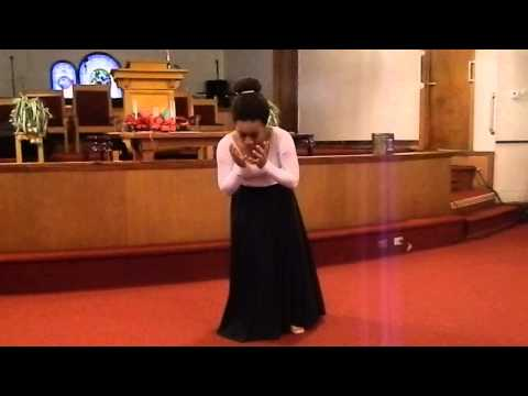 I Can Only Imagine Praise Dance by Eboni